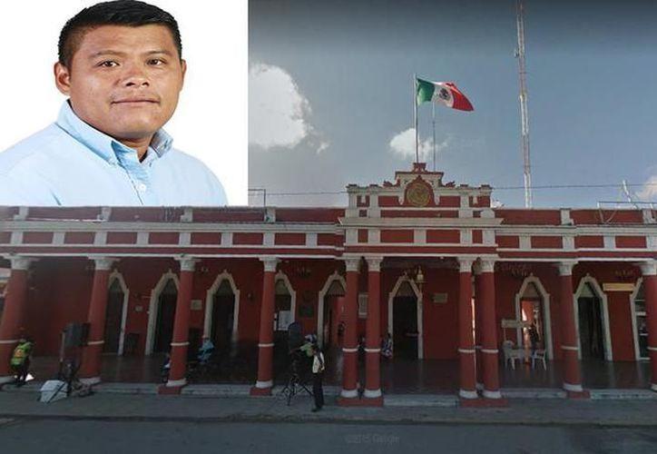 Alcalde panista de Huncumá, José Alberto Padrón es señalado por irregularidades que ascienden a dos millones 803 mil 151 pesos. (SIPSE)