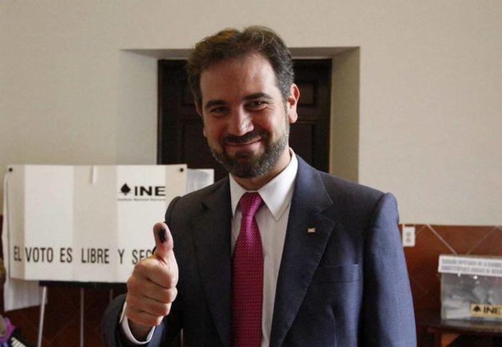El INE informó  a través de su presidente, Lorenzo Cordova Vianello, que los primeros resultados preliminares de la elección comenzarán a fluir después de las 20 horas de este domingo. (Notimex)