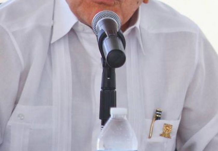 Ricardo de Jesús Ávila Heredia. (Milenio Novedades)
