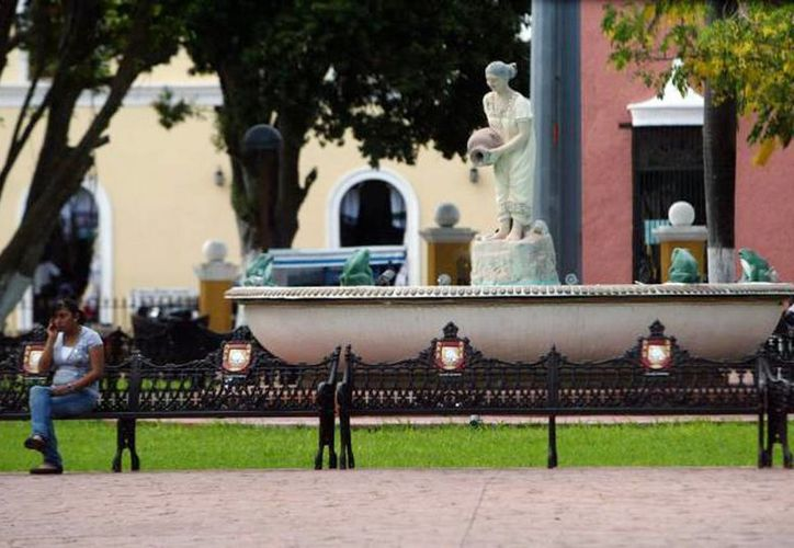 El Ayuntamiento de Valladolid ejercerá en el último periodo de gestión 42 millones de pesos en la tercera etapa del rescate del Centro Histórico. (Archivo/SIPSE)