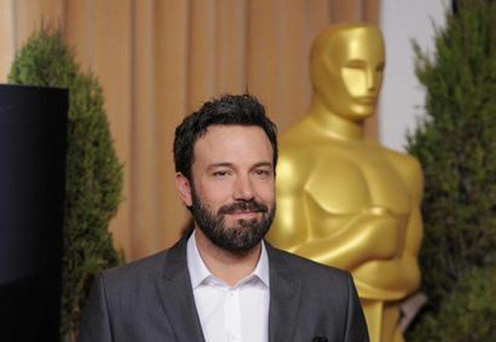 """Ben Affleck dijo que García es 'un gran tipo' y lo conoció en la película """"To The Wonder"""" de Terence Malick. (Agencias)"""