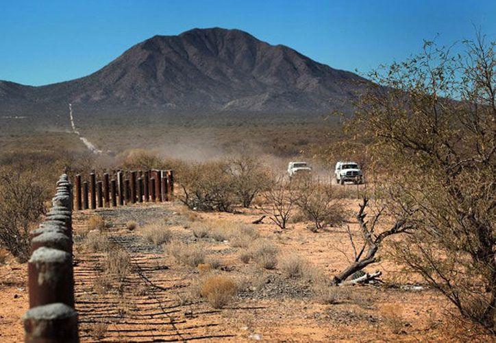 Los agentes de la Patrulla Fronteriza rastrearon la zona y localizaron el cuerpo del hombre. (Contenido/Internet)