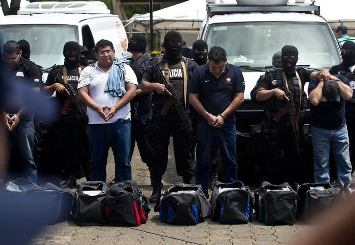 Los detenidos esperan su sentencia el 18 de enero proximo. (Archivo/AP)