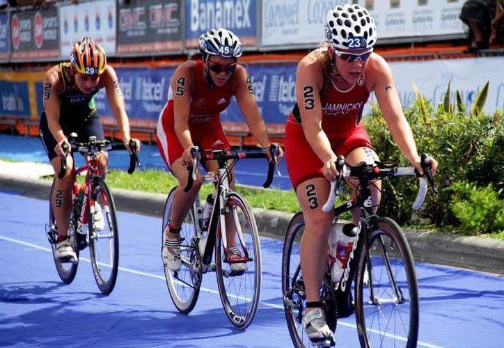 En este evento deportivo participaraán diversas dependencias para la seguridad de los atletas. (Redacción/SIPSE)
