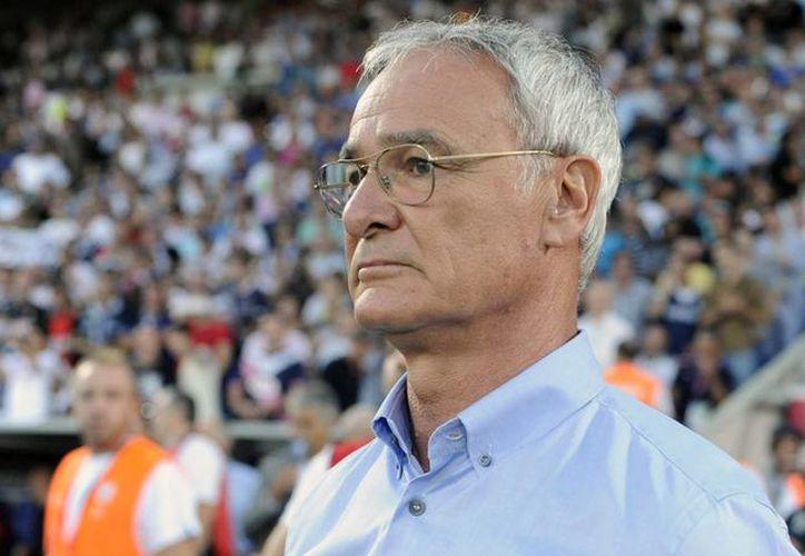 Claudio Ranieri, de 65 años, acumuló cinco derrotas consecutivas al frente del equipo griego. (beinsports.tv)