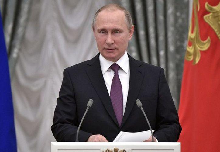 En el año 2000, Putin fue nominado para la jefatura de Estado por un grupo de votantes. (RT)