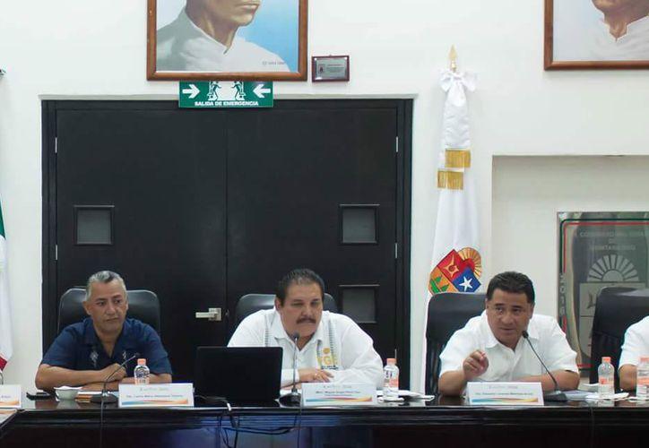Miguel Ángel Pech Cen fue designado como fiscal general por el Congreso del Estado, en diciembre de 2016. (Joel Zamora/SIPSE)