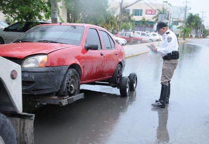 Se mantendrá un alerta para auxiliar a los conductores. (Eric Galindo/SIPSE)
