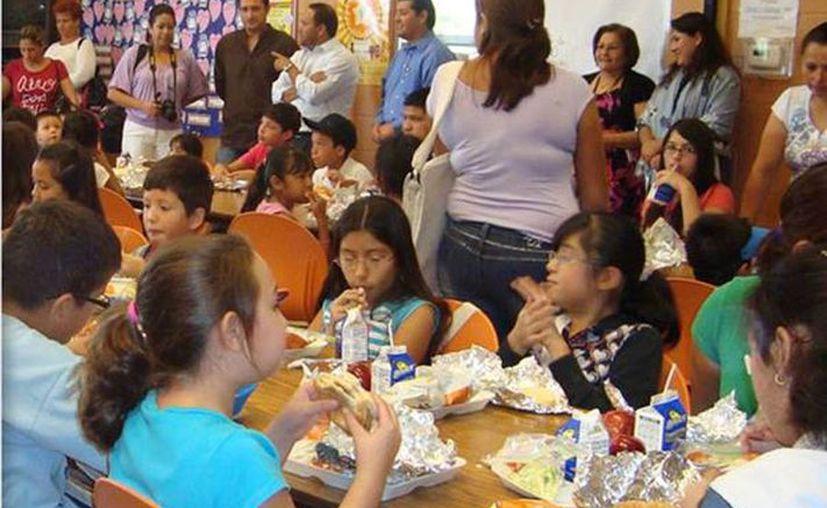 Desde hace dos años comenzó a registrarse una oleada mayor de migrantes centroamericanos en McAllen. (facebook.com/Catholic-Charities-of-the-Rio-Grande-Valley)