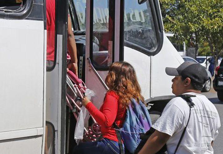 Solicitan no aprobar la prórroga a la concesión de transporte urbano en Benito Juárez para las empresas Autocar, Maya Caribe y Turicun. (SIPSE)
