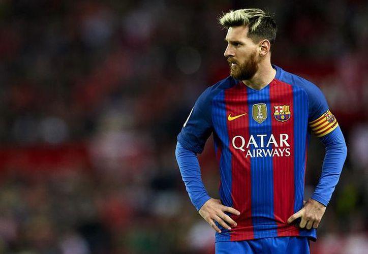 Messi dedicó un mensaje a Ronaldinho. (Contexto/Internet)