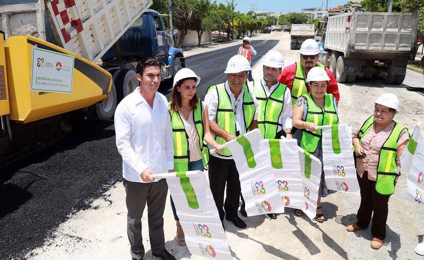 Como parte de una mejor imagen de Cancún, se inician los primeros cambios en la ciudad. (Foto: Redacción/SIPSE)