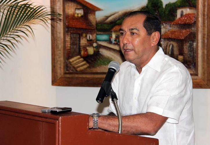 Raúl Godoy Montañez, secretario estatal de Educación. (Milenio Novedades)