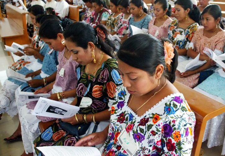 La población de Yucatán que habla y comprende las lenguas indígenas asciende a los 544 mil. (Milenio Novedades)