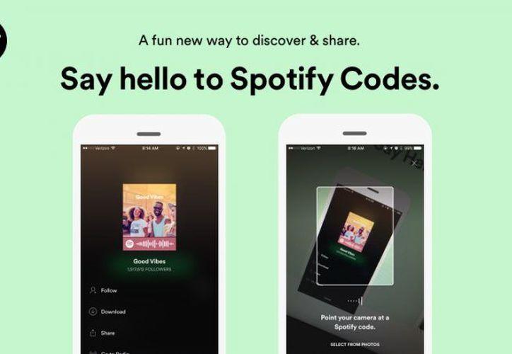 La nueva acción de Spotify también permite a músicos  divulgar sus sencillos. (Foto: Internet)