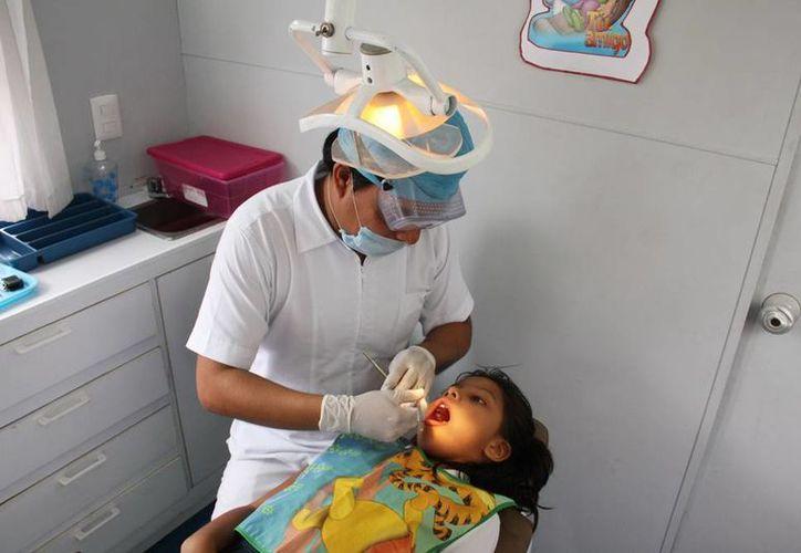 La caries se convierte en la principal afectación entre los pacientes que acuden a un odontólogo. (Milenio Novedades)