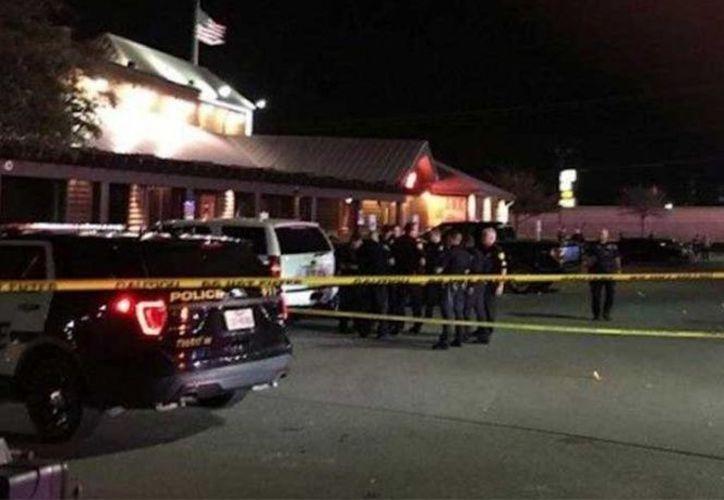 El jefe de la policía indicó que las víctimas son familiares y que los adultos tienen alrededor de 20 años. (Excelsior)