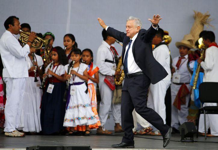 En siete meses de gobierno Andrés Manuel  López Obrador ha aceptado 14 renuncias.  (AP/Fernando Llano)