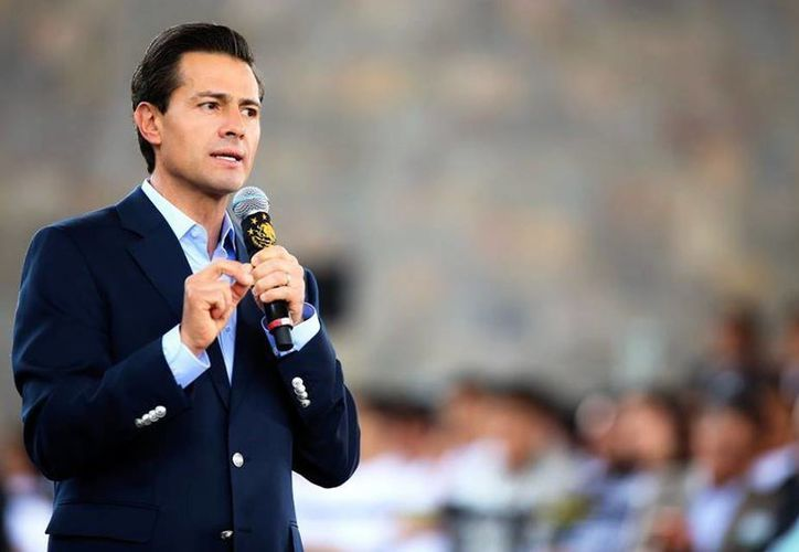 Peña Nieto participará este martes en la la Asamblea de UNGASS 2016. (Presidencia)