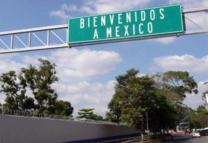 Se detalló que en las estaciones de autobuses y en el AICM, así como en 14 estados de la República, los Consejos Ciudadanos brindarán asesoría legal. (Excelsior)