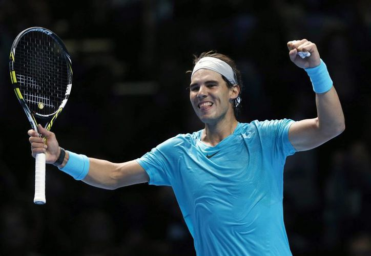 Nadal vuelve a ocupar la cima del tenis mundial después de tres temporadas. (Agencias)