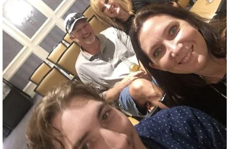 Cristopher Precopia pasó un año tratando de probar su inocencia; una selfie fue la clave. (Usa Today)