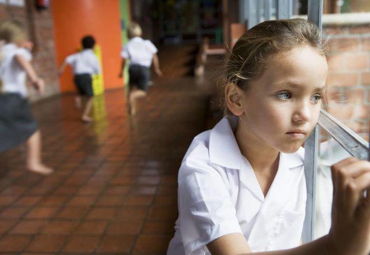 Los niños atraviesan en diferentes etapas, situaciones de miedo que generan ansiedad. (Contexto/Internet)