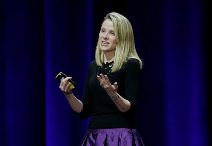 Marissa Mayer, actual directora general de Yahoo, ayudó a Google a consolidar su presencia y dominio en todo el mundo. (AP)