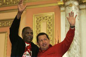 La vida de Hugo Chávez, en fotos