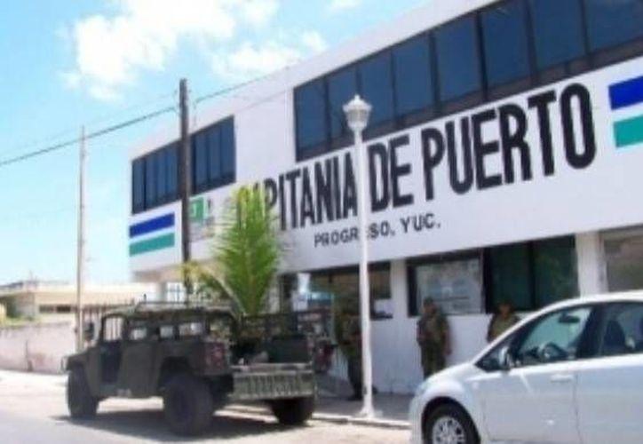 La Capitanía de Puerto de Progreso aplica desde el miércoles la Ley de Navegación. (SIPSE)