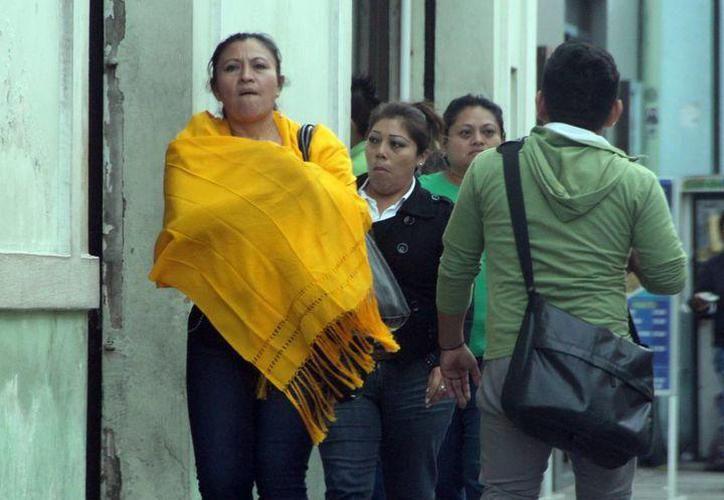 Si es que llueve en Yucatán, este fin de semana no será fuerte, de acuerdo a la Conagua.
