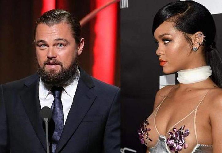 Leonardo DiCaprio y Rihanna al parecer ya están dispuestos a mostrarse en público. (Imagen tomada de .laprensa.hn)