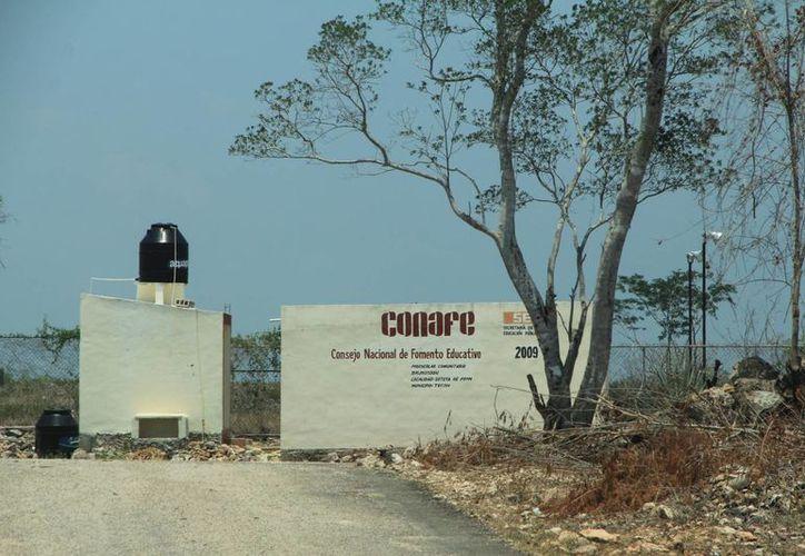 El Conafe ofrece educación básica en comunidades apartadas. (José Acosta/SIPSE)