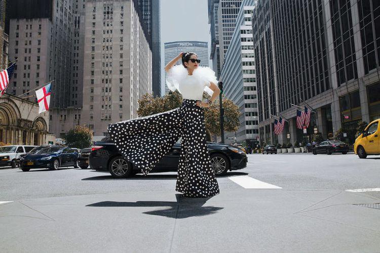 Martha Debayle Presenta Su Primera Colección De Moda En