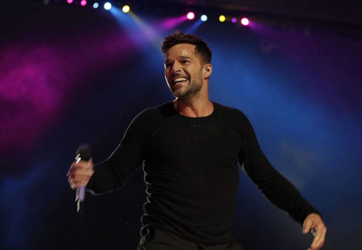 FIFA confirma que la canción oficial de la Copa Mundial se dará a conocer a mediados de 2014. El tema será cantado por Ricky Martin. (Agencias)