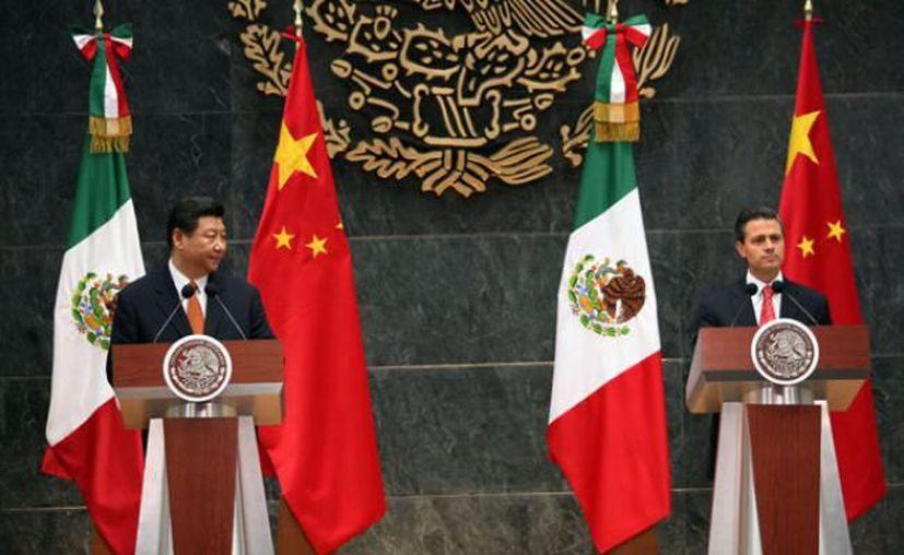 El principal obstáculo para que la República Popular China y México logren tener una relació, son los líderes de Washington. (Teléfono Rojo)