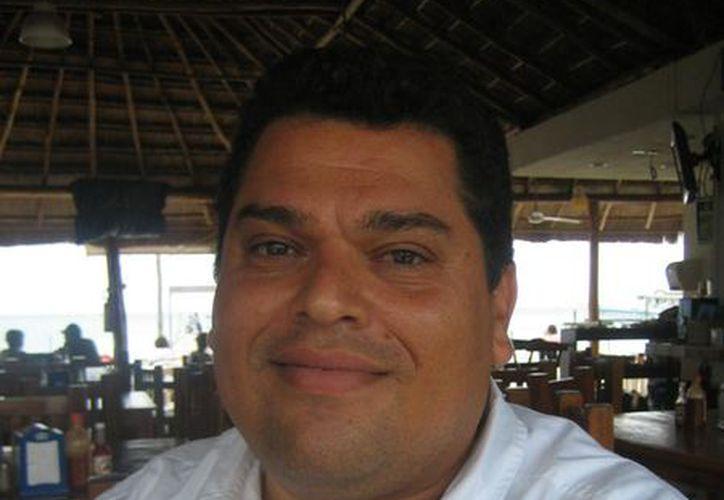 Se esperan grandes cosas para el próximo año 2013, señaló el director del Fideicomiso de Promoción Turística de Isla Mujeres, Álvaro Magaña Galué.  (Lanrry Parra/SIPSE)