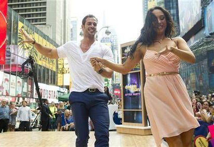 El actor cubano quiere 'mostrarle a los americanos que los latinos no son como imaginan'. (Agencias)