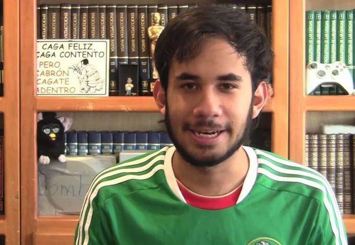 En internet se especuló sobre el fichaje del vlogger con Dorados de Sinaloa. (Foto: Youtube)