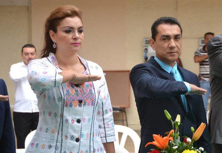 El ex presidente municipal de Iguala y su esposa son responsables de la desaparición de los normalistas, afirma la PGR. (Foto Facebook del Ayuntamiento de Iguala)