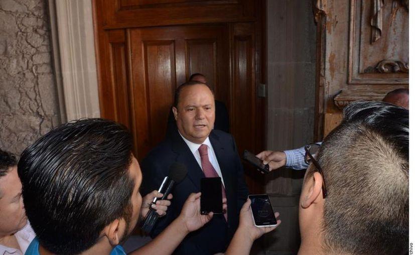 El exgobernador César Duarte fue detenido hoy en Miami, Florida. (Agencia Reforma)