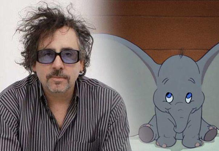 El cineasta Tim Burton es el encargado de la nueva versión de Dumbo, cuyo final la organización Peta pide que no sea tan 'cruel' como el del filme original. (cinemascomics.com)