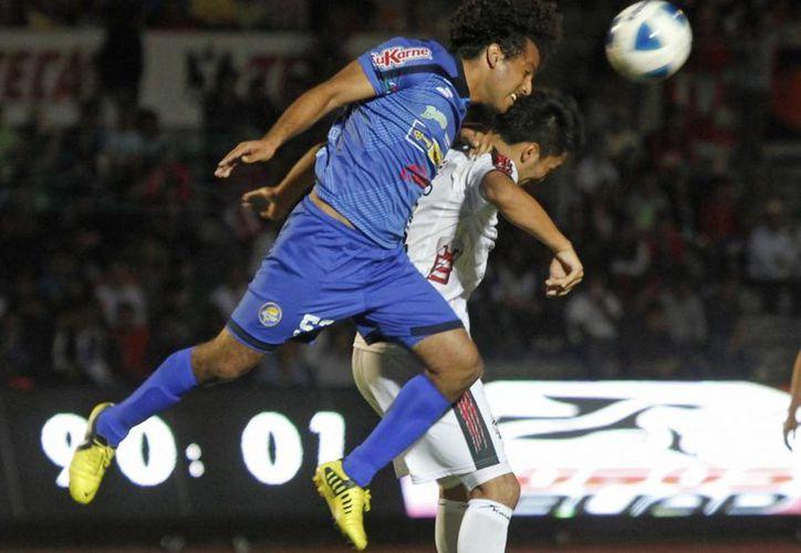 Dorados de Sinaloa, que sigue con buen paso en Liga de Ascenso, se enfrentará en partido de 'vuelta' con Estudiantes Tecos este sábado. (Archivo Notimex)