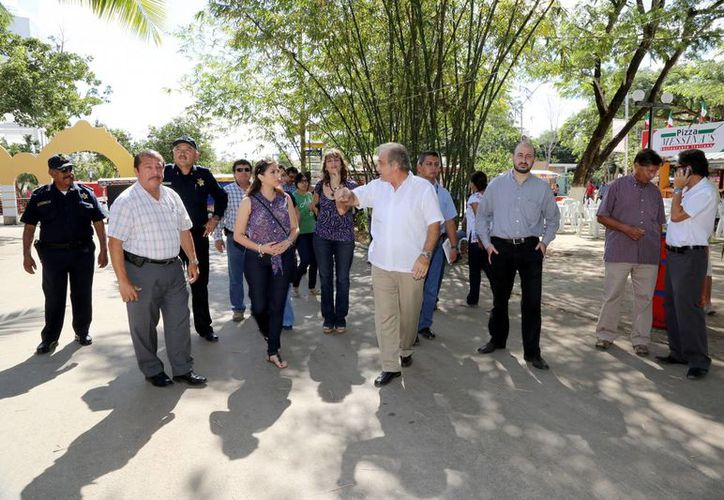 Seguridad pública y protección civil, principales preocupaciones del Ayuntamiento de Mérida del cambio de sede del carnaval a Xmatkuil. (Cortesía)