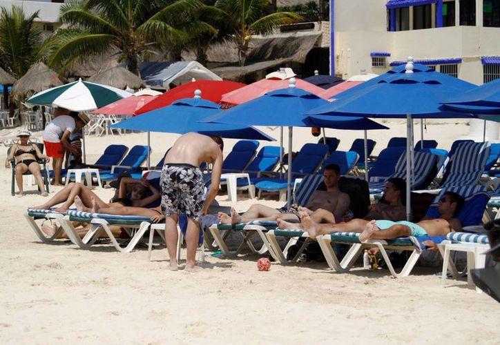 Actualmente la ocupación hotelera es de 84%, según el Fideicomiso de Promoción Turística de la Riviera Maya.  (Octavio Martínez/SIPSE)