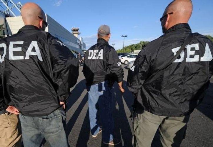 Incluso la Agencia federal Antidrogas (DEA) se distanció del reporte. (Archivo/AP)