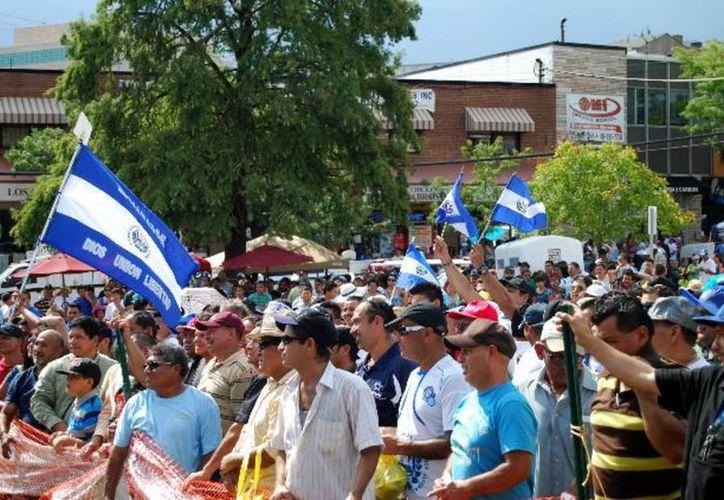 Salvadoreños demandaron al gobierno de Estados Unidos por racismo. (Foto: El Salvador)