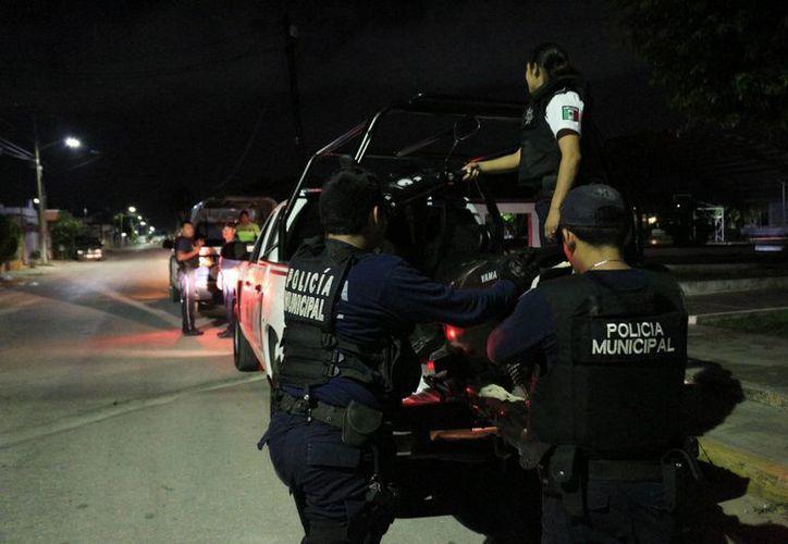 La Encuesta Nacional de Inseguridad del Inegi ubica a Quintana Roo en el cuarto lugar en la tasa de delitos, robo en su mayoría. (Harold Alcocer/SIPSE)