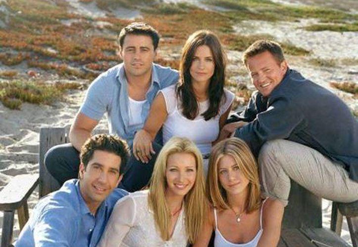 Del elenco original de la serie Friends, solamente Jenniffer Aniston logró consolidarse como una de las máximas estrellas de Hollywood. (EFE)