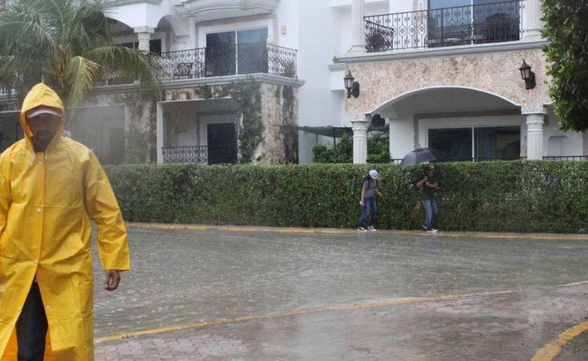 Indican que las lluvias siempre van a dejar afectaciones. (Loana Segovia/SIPSE)